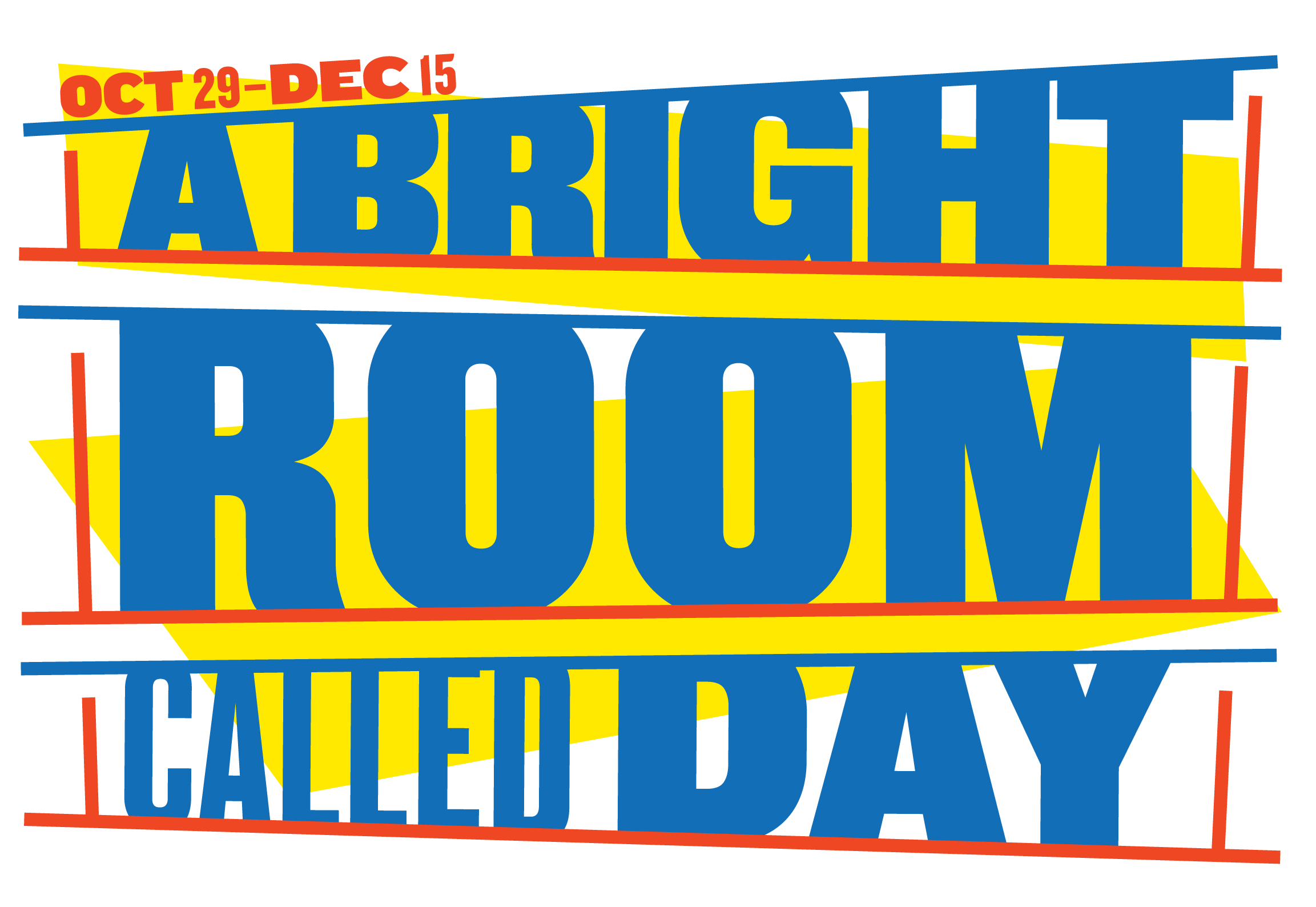 A Bright Room Called Day